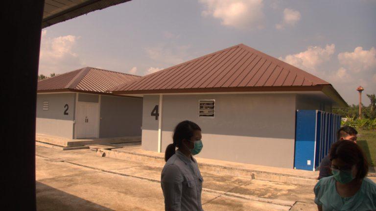 タイのコオロギ加工場と養殖場を見学してきました。